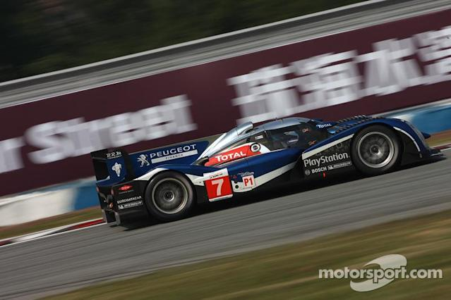 """2011 - Team Peugeot Total #9 <span class=""""copyright"""">Andy Chan</span>"""