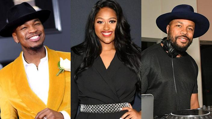 Ne-Yo, Jazmine Sullivan and DNice will all perform at this year's virtual Essence Festival (Getty Images)