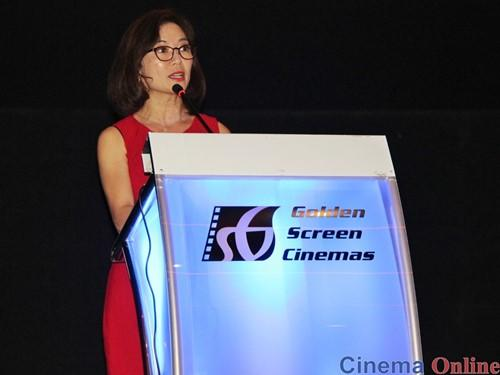 GSC CEO Ms. Koh Mei Lee said that LAFF is the last film festival GSC is launching for the year.
