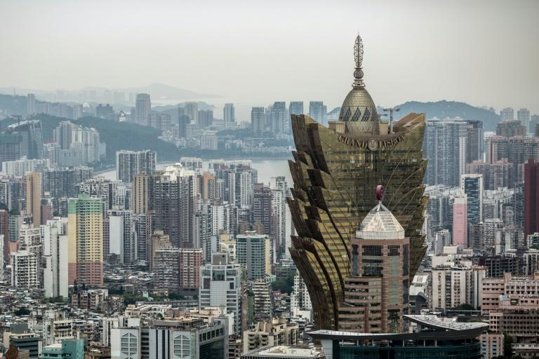 Macau's gambling revenue has bounced back following the corruption crackdown on the Chinese mainland