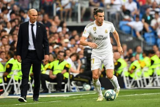 'When he is available, he is fine,' said Real Madrid coach Zinedine Zidane announcing that Gareth Bale was injured again