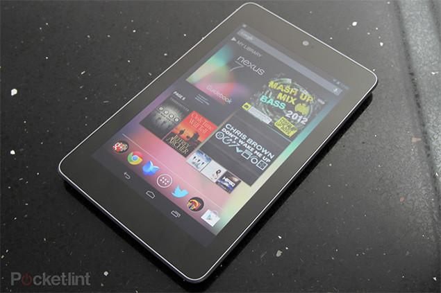 New version of Nexus 7 to go on sale in July claim sources