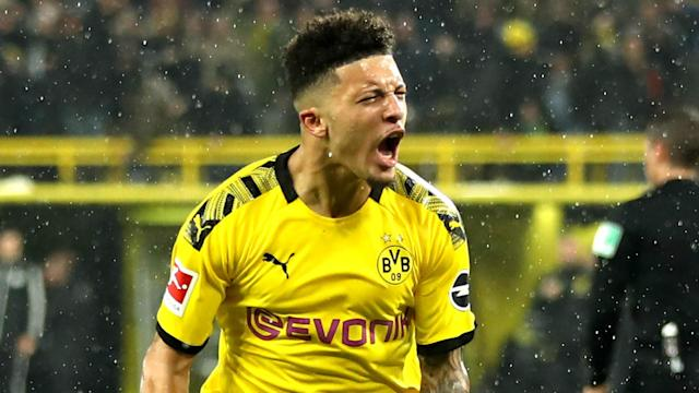 The Borussia Dortmund teenager looks set to swap the Bundesliga for the Premier League next year, with United expected to be in the hunt