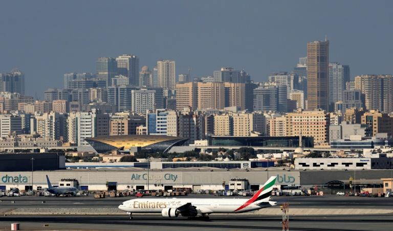 Dubai-based Emirates airline has chosen Huawei to build a centre to boost security