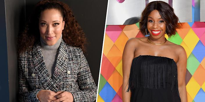 Robin Thede and London Hughes will star in the