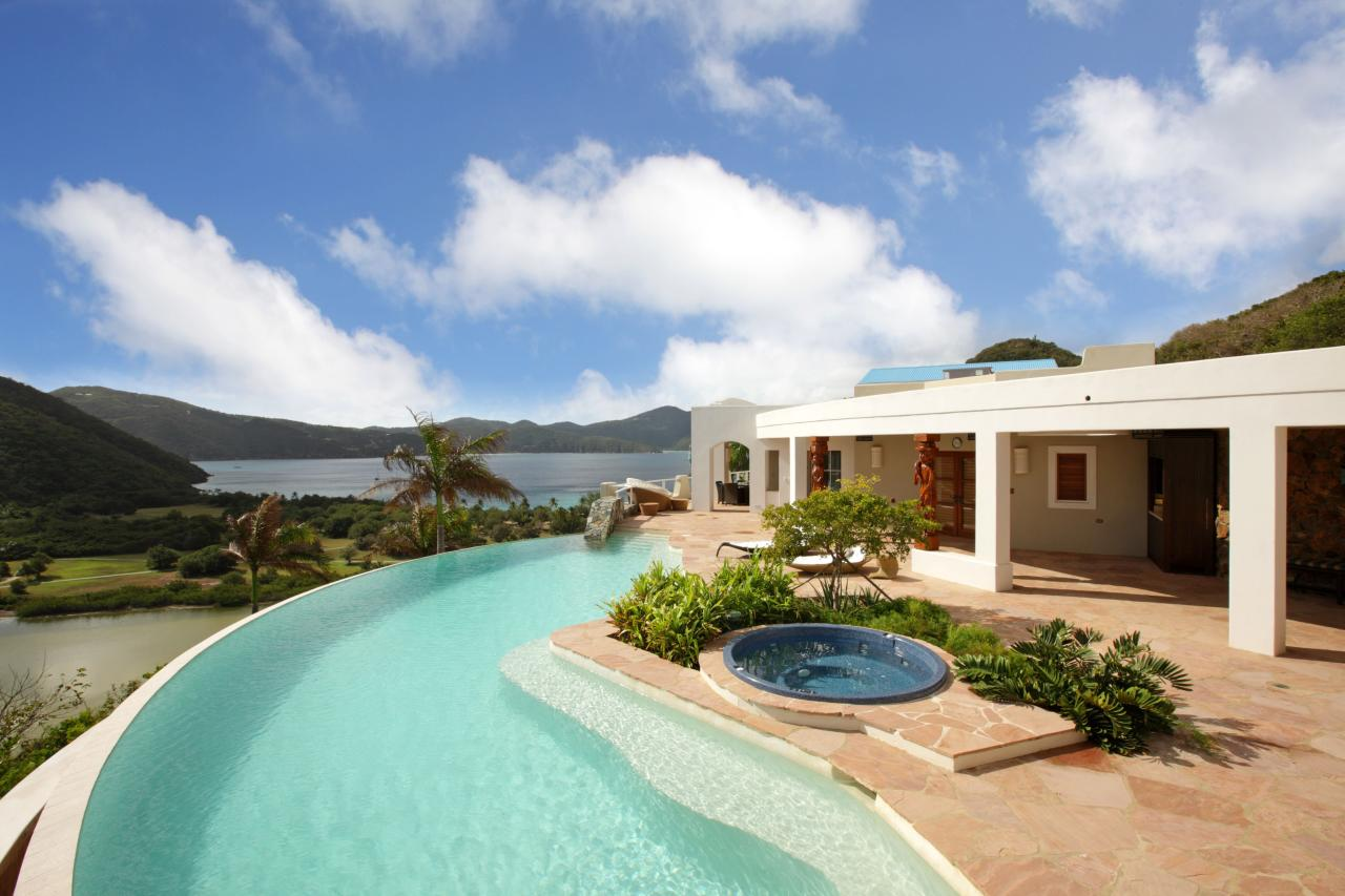 """<p>Book here: <a href=""""https://www.guana.com/"""" target=""""_blank"""">guana.com</a></p> <p>Restored exquisitely after damage from the <a href=""""https://www.coastalliving.com/travel/things-to-do-british-virgin-islands"""" target=""""_blank"""">hurricanes of 2017,</a> this serene private island resort off the northeast end of Tortola is a treasure among gems in the British Virgin Islands. Fifteen sea-view rooms in posh stone cottages overlook the Caribbean, and four villas offer a variety of floorplans and locations for families and groups. With 12 miles of hiking trails and three distinct reef areas for snorkeling and scuba diving, there are plenty of ways to play every day in this pristine bit of paradise.</p> <p><em>Rates start at $720 per night.</em></p>"""
