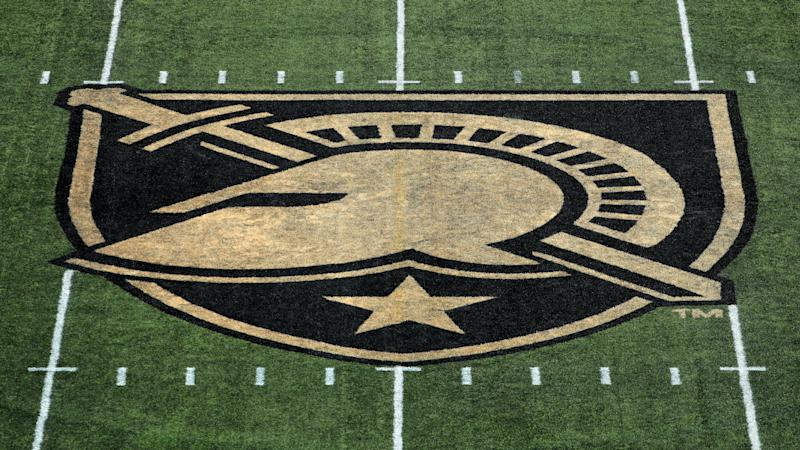 Army offensive lineman dazes assistant coach after head-butting him with helmet on