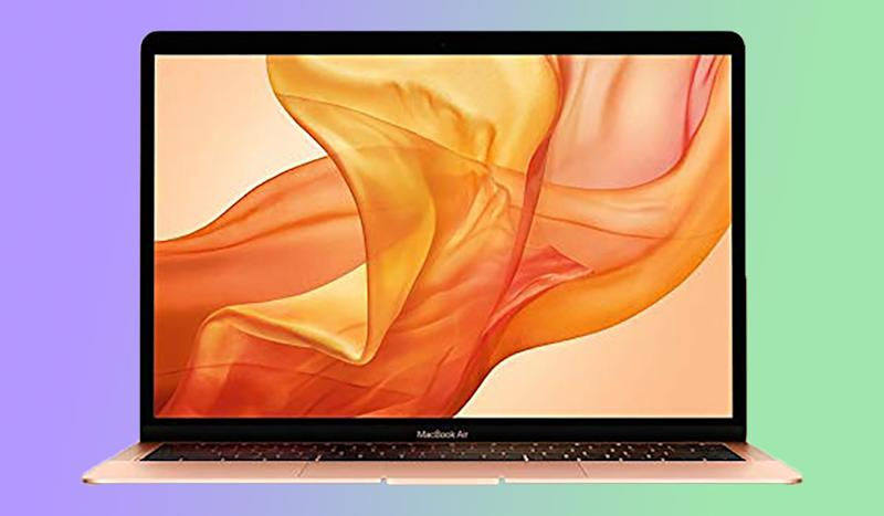 The MacBook Air is the epitome of power in a sleek package.