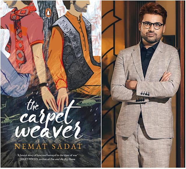 Nemat weaves a gripping tale of forbidden love in a hostile country