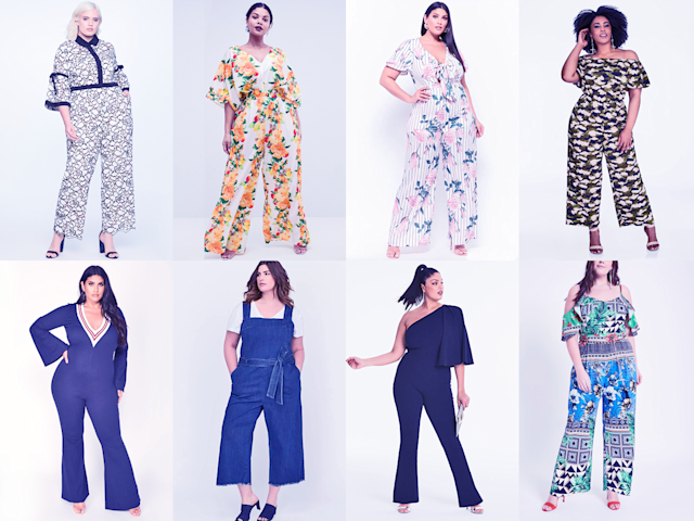 <p>Whether you prefer them printed or simply colored, there is a jumpsuit out there for you. </p>