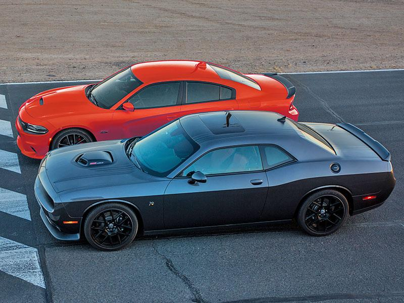 Current Dodge Challenger Dodge Charger And Chrysler 300 Will Stick