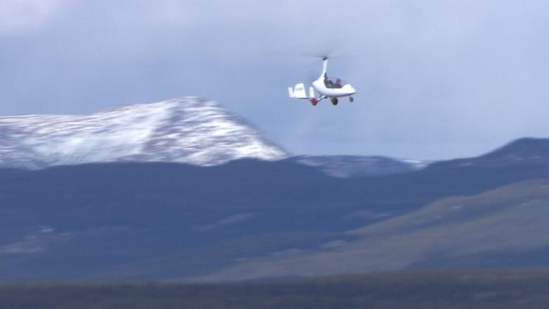 Flying economy-class: Could gyroplanes offer Yukoners flights at lower costs?