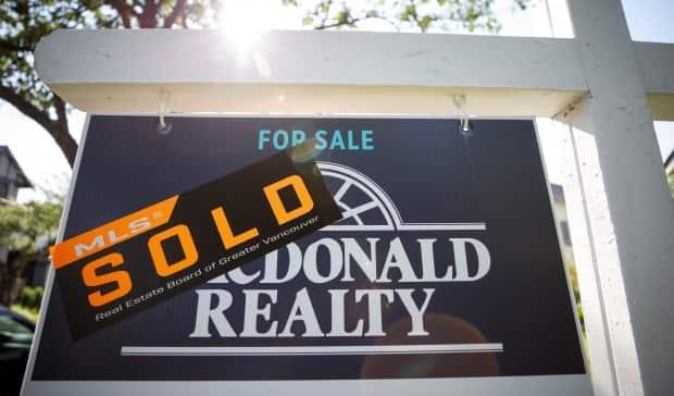 The Vancouver-area real estate market was blistering hot in March, according to numbers released by the Real Estate Board of Greater Vancouver. (Evan Mitsui/CBC - image credit)