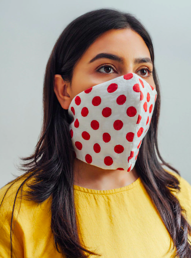 Masks on! Printed masks to elevate any look