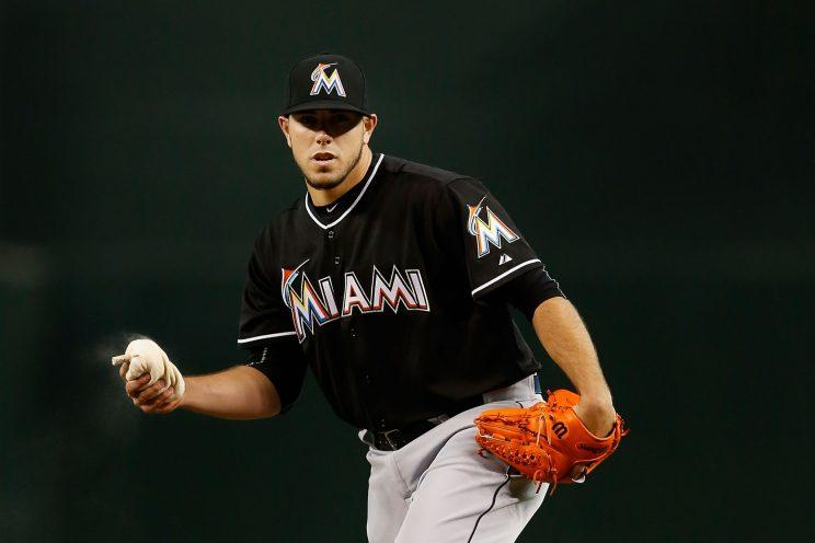 The families of the two men killed with Jose Fernandez are suing his estates for $2 million each. (AP)