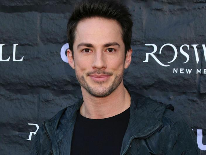 """Michael Trevino in January 2019. <p class=""""copyright"""">David Edwards/MediaPunch /IPX</p>"""