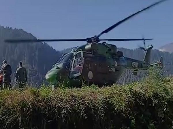 Uttarakhand: Indian army recovered 4 bodies, rescue missing soldiers