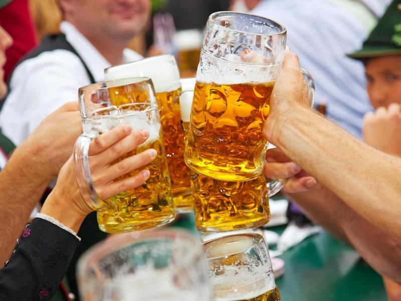 Get into the Oktoberfest spirit with our top pick (Getty)