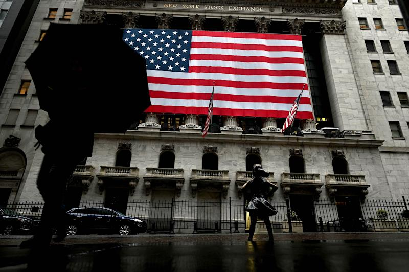 Markets close on a high as talk turns to reopening the economy