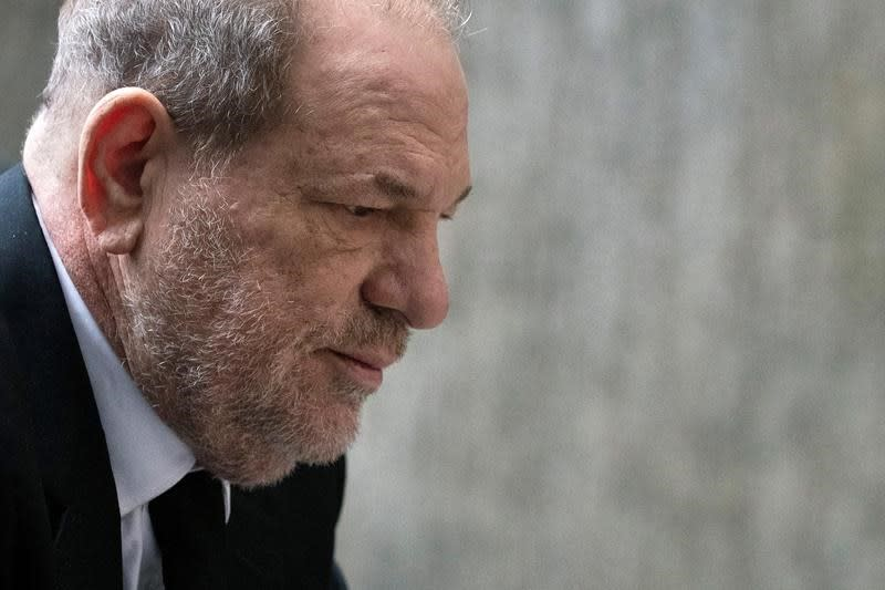 From #MeToo to trial: A look at the fall of Harvey Weinstein