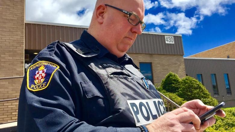 'Education, conversation and dialogue': Kensington Police call attention to dangers of fentanyl