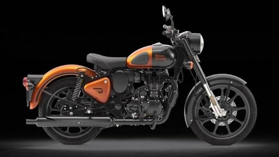 Royal Enfield Classic 350 gets two new color options