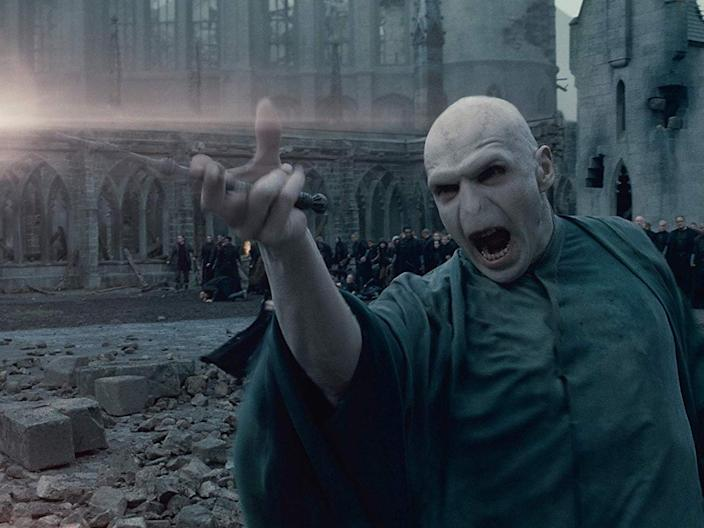 Voldemort does even more terrible things in the books.