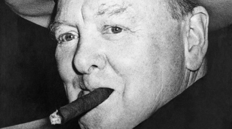 Winston Churchill's Grandson Introduces A New Nickname For Donald Trump