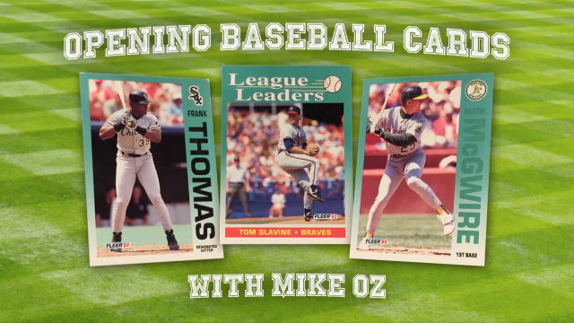 Video: Top trades in 25-year-old baseball cards
