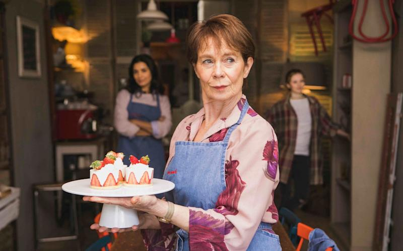 Celia Imrie's Love Sarah, a rare new release, performed poorly - Ali Tollervey