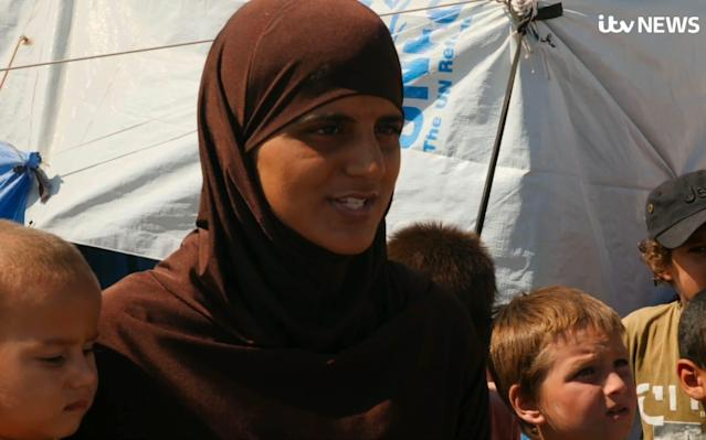 Tooba Gondal is being held with her two infant children in northern Syria near the border of Turkey - Universal News And Sport (Europe)