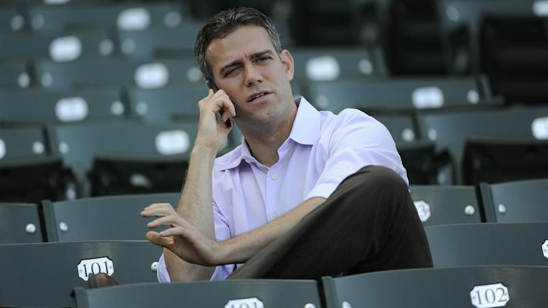 Cubs' Theo Epstein named 'world's greatest leader'