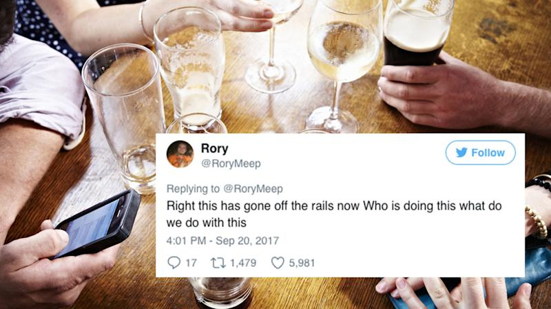Student's Twitter Plea For Free Birthday Drinks Quickly Spirals Out Of Control