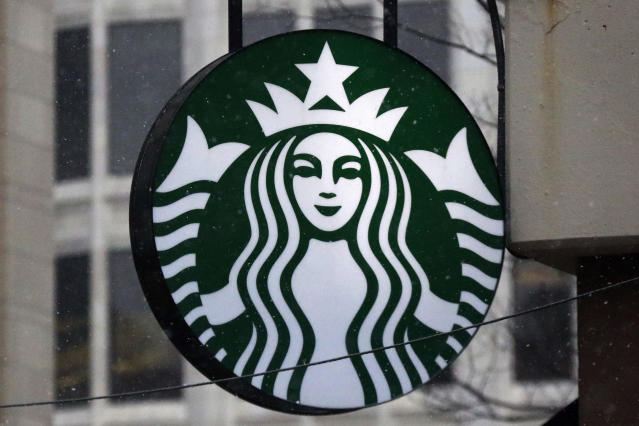 Starbucks earnings will be a highlight for investors on Thursday, with results expected after the market close. (AP Photo/Gene J. Puskar, File)