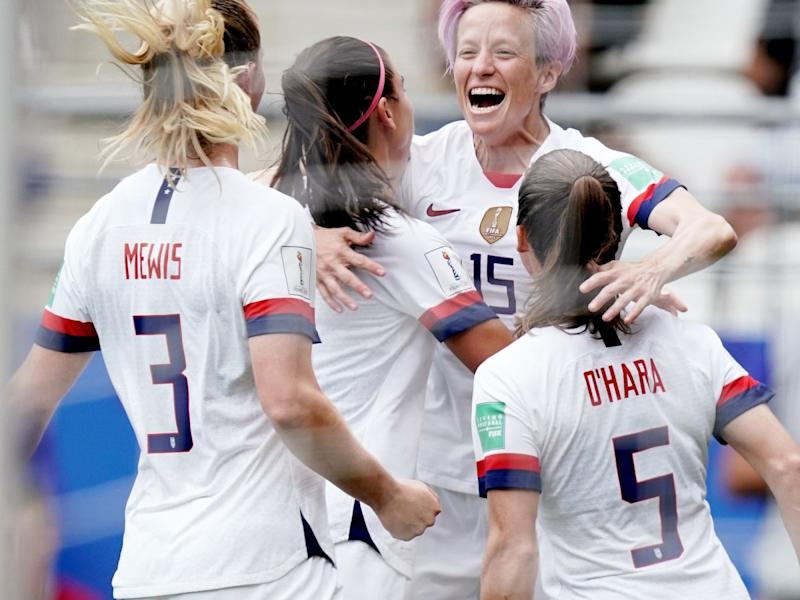 d2cb571cf0 Quotes From USWNT World Cup Players On How To Be Confident No Matter ...