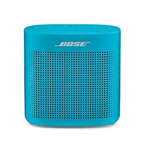 """<p><strong>Bose</strong></p><p>amazon.com</p><p><strong>$129.00</strong></p><p><a href=""""https://www.amazon.com/dp/B01HETFPK4?tag=syn-yahoo-20&ascsubtag=%5Bartid%7C10067.g.2335%5Bsrc%7Cyahoo-us"""" rel=""""nofollow noopener"""" target=""""_blank"""" data-ylk=""""slk:Shop Now"""" class=""""link rapid-noclick-resp"""">Shop Now</a></p><p>He can take his tunes anywhere with a Bluetooth speaker that provides up to eight hours of impressive sound (especially for its size) per charge.</p><p><strong>More</strong>: <a href=""""https://www.townandcountrymag.com/leisure/g13094996/cool-tech-gifts/"""" rel=""""nofollow noopener"""" target=""""_blank"""" data-ylk=""""slk:Tech Gifts for Guys Who Love Gadgets"""" class=""""link rapid-noclick-resp"""">Tech Gifts for Guys Who Love Gadgets</a></p>"""