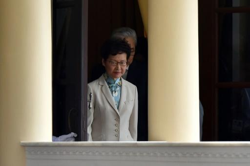 Hong Kong's deeply unpopular leader Carrie Lam has acknowledged public dissatisfaction but ruled out further concessions