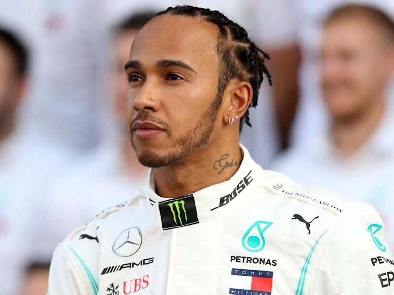 Lewis Hamilton and Mercedes have rejected speculation regarding their future: Getty