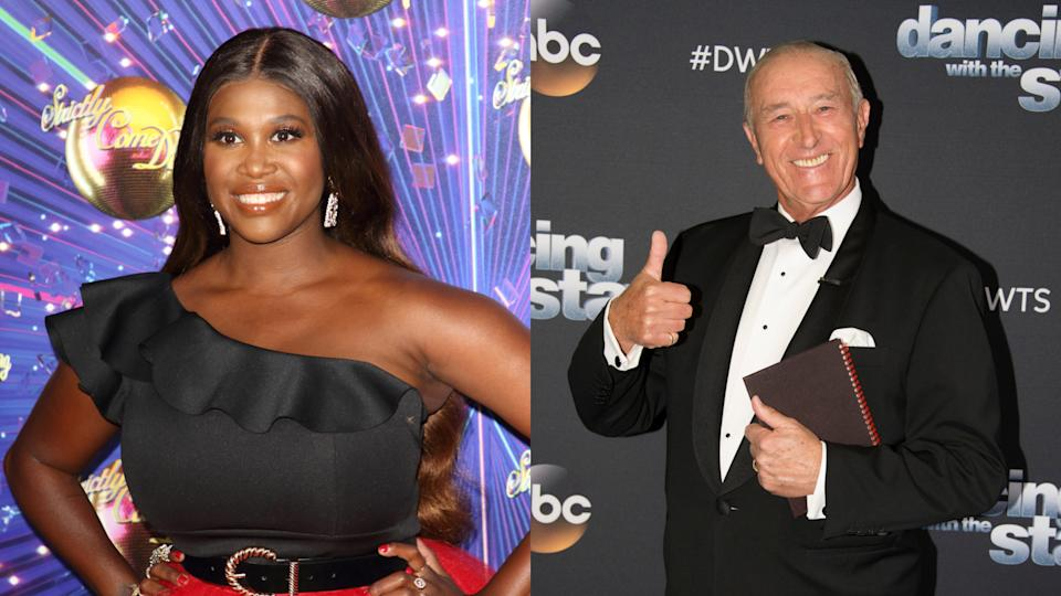 """Len Goodman has said Motsi Mabuse will find it """"difficult"""" to critique her sister on 'Strictly Come Dancing'. (Credit: Keith Mayhew/SOPA Images/Eric McCandless/Getty)"""