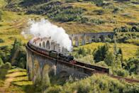 """<p><a href=""""https://www.goodhousekeeping.com/uk/lifestyle/travel/g35120921/best-hotels-in-scotland/"""" rel=""""nofollow noopener"""" target=""""_blank"""" data-ylk=""""slk:Scotland"""" class=""""link rapid-noclick-resp"""">Scotland</a>: a country of glens, fells, lakes and islands beyond your wildest dreams. It's where white-sand beaches and snowy peaks sit side by side, and tiny coastal towns and world-class cultural cities sit just a few hours from each other - the ideal backdrop for the most scenic railways in Scotland.<br></p><p>The landscapes of Scotland are rugged and magical and the best way to take them in is with an unforgettable <a href=""""https://www.goodhousekeeping.com/uk/lifestyle/travel/g27645232/rail-holidays/"""" rel=""""nofollow noopener"""" target=""""_blank"""" data-ylk=""""slk:train holiday"""" class=""""link rapid-noclick-resp"""">train holiday</a>. During a Scottish rail adventure, you can see multiple destinations and enjoy the changing landscapes as you travel, worrying less about your carbon footprint, keeping comfortable and relaxed, and without the need to lift a finger! </p><p>Scotland is home to some of the <a href=""""https://www.goodhousekeepingholidays.com/search?locations%5Bsearch%5D=UK&locations%5Bcountry%5D=GB&type%5B%5D=rail-journey"""" rel=""""nofollow noopener"""" target=""""_blank"""" data-ylk=""""slk:UK's most spectacular rail routes"""" class=""""link rapid-noclick-resp"""">UK's most spectacular rail routes</a> too, whether you want to explore the coasts or the Highlands, by steam train or narrow gauge railway, travelling overnight or on a day trip with the kids.</p><p>So read on to get to know the most scenic railways of <a href=""""https://www.goodhousekeepingholidays.com/search?locations%5Bsearch%5D=Scotland%2C+UK&locations%5Bgeo%5D=54.633238%2C-8.650007%2C60.860751%2C-0.724675"""" rel=""""nofollow noopener"""" target=""""_blank"""" data-ylk=""""slk:Scotland"""" class=""""link rapid-noclick-resp"""">Scotland</a> and start planning your trip for 2022...</p>"""
