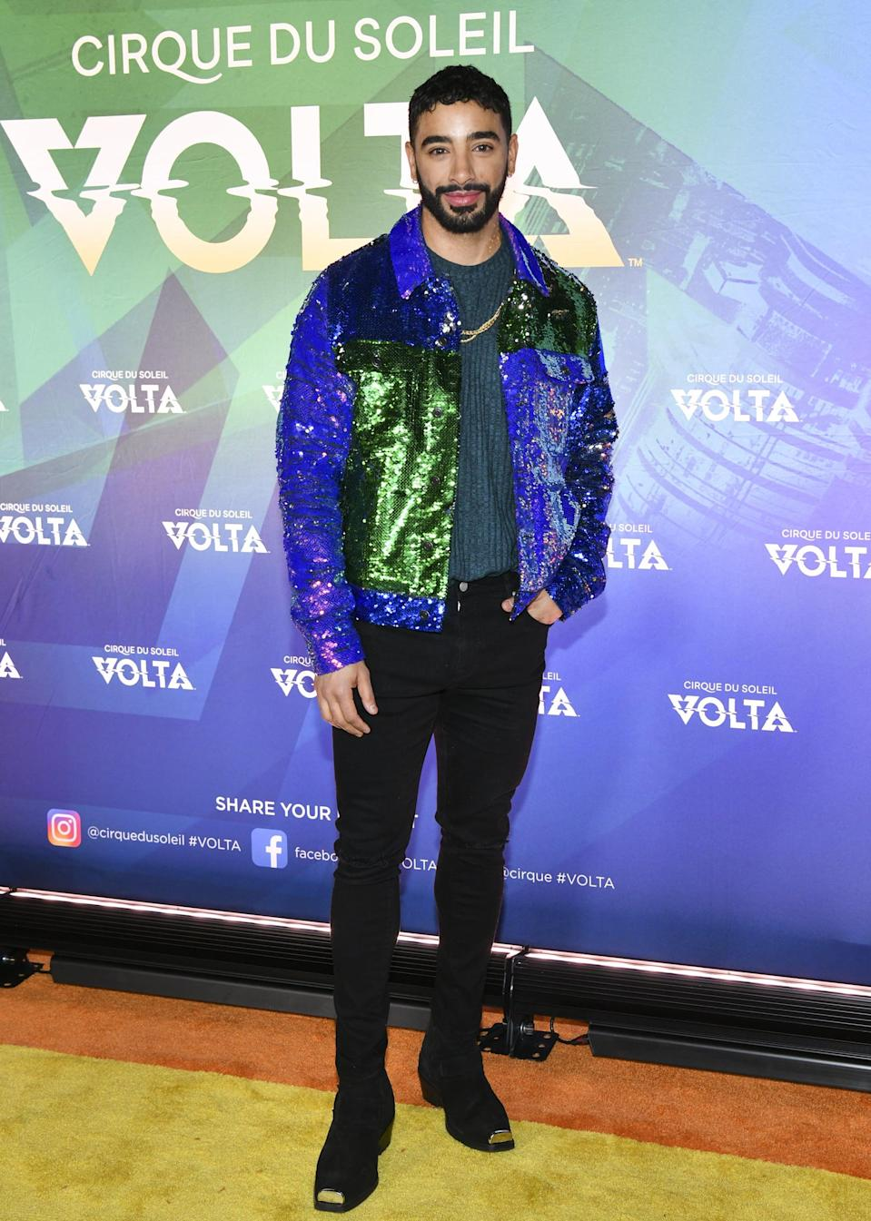 <p>Laith Ashley is an artist, singer, actor, and model who broke onto the scene in <b>RuPaul's Drag Race</b> and <b>Pose</b>. He transitioned medically at 24 and made major waves modeling Calvin Klein underwear, then going on to work with Barney's New York, Diesel, and Abercrombie &amp; Fitch.</p>