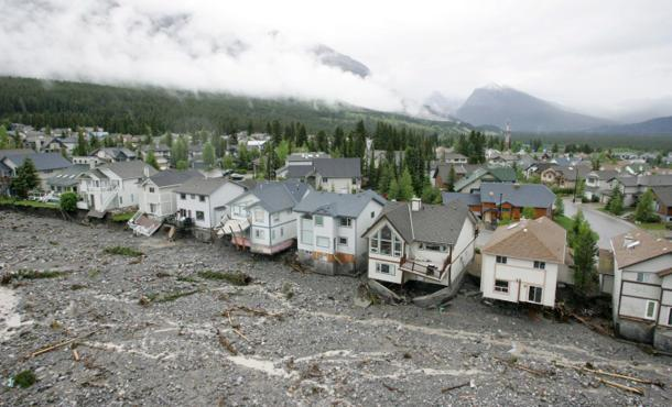 How weather, geography made southern Alberta a prime target for flooding