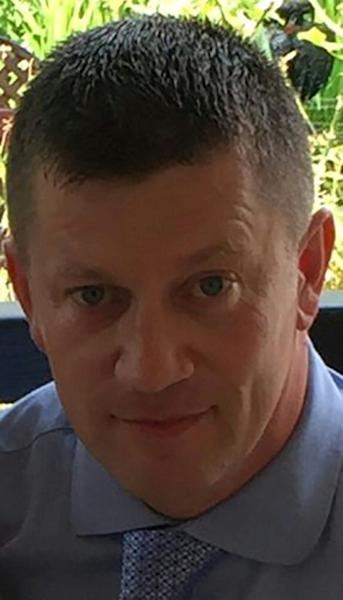 British policeman Keith Palmer was fatally wounded in the attack outside the British parliament building in London