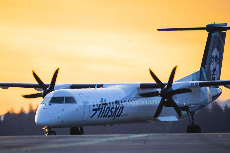 Alaska Airlines President Wants Competitors to Stop Dumping Cheap Seats