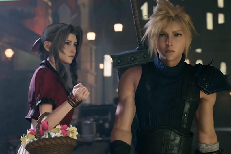 Final Fantasy 7 remake will stick to an episodic release