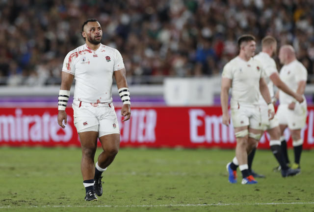 England's Billy Vunipola (Credit: Getty Images)