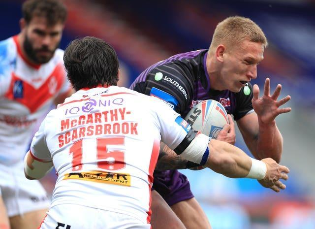 St Helens v Leeds Rhinos – Betfred Challenge Cup – Third Round – Totally Wicked Stadium