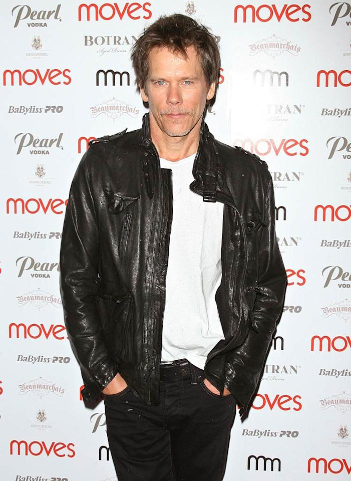 """Kevin Bacon turns 54 Jim Spellman/<a href=""""http://www.wireimage.com"""" target=""""new"""">WireImage.com</a> - June 14, 2011"""