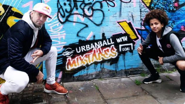 <p>UrbanBall Mixtapes Street Dreams</p>
