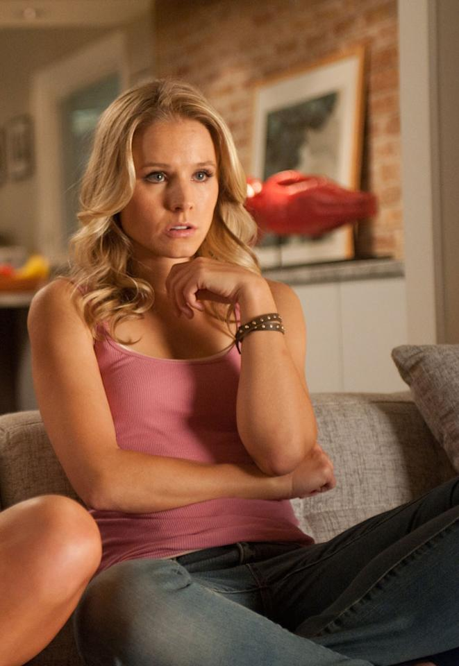 """<a href=""""http://movies.yahoo.com/movie/contributor/1809457997"""">Kristin Bell</a>  She takes on the role of local resident Chloe. Blogs are abuzz that she and Paquin die in the beginning of the film since both of their roles have been described as """"cameos."""""""